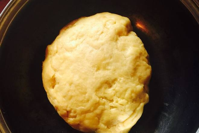 Home Cooking Recipe: Stir all materials evenly or machine into dough