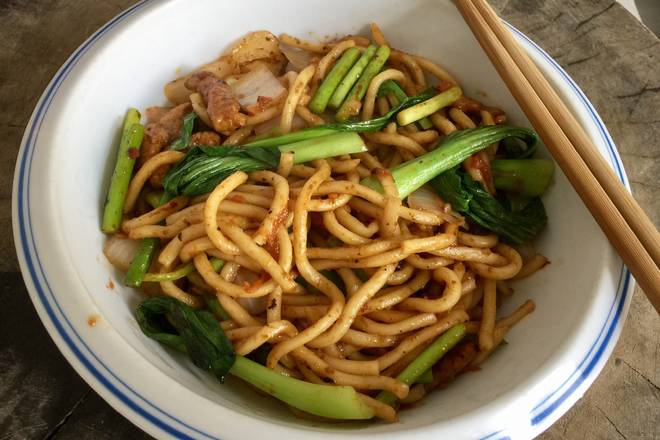 Home Cooking Recipe: Stir fry evenly and you can eat it! ????