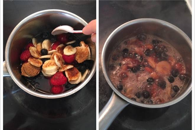 Home Cooking Recipe: Stir well, the water is turned on, turn off the fire, don't cook too long