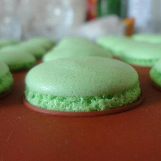 Home Cooking Recipe: Stone macaron (lower version)