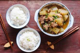 Home Cooking Recipe: Summer duck meat, winter melon