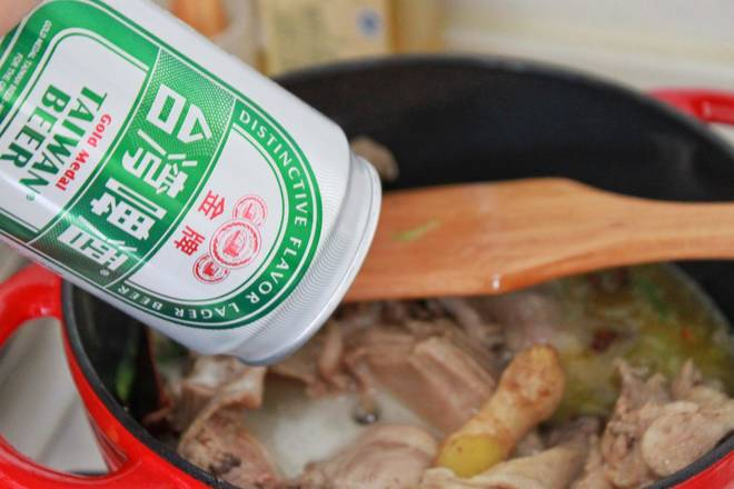 Home Cooking Recipe: The amount added was almost never over the duck~ I just used a can.