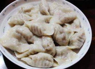 Home Cooking Recipe: The dumplings are cooked and served in a plate.
