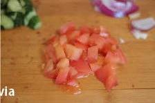 Home Cooking Recipe: Tomato diced