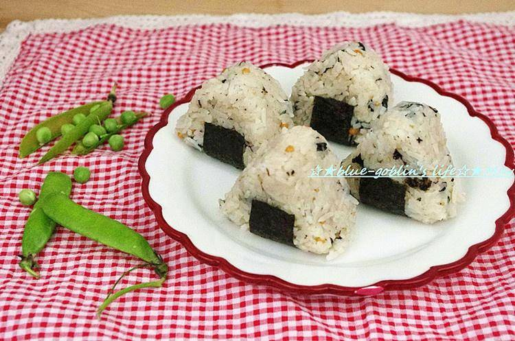 Home Cooking Recipe: Tuna rice ball