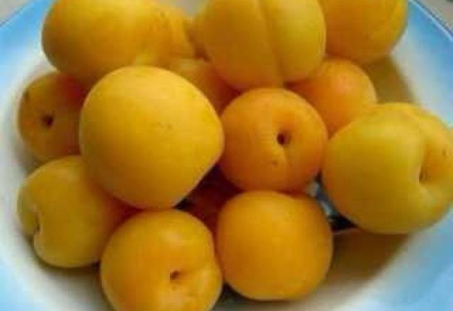 Home Cooking Recipe: Wash the apricots first.