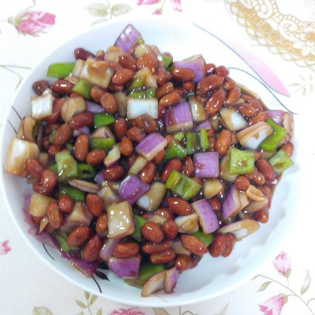 Home Cooking Recipe: Weifang old vinegar peanuts