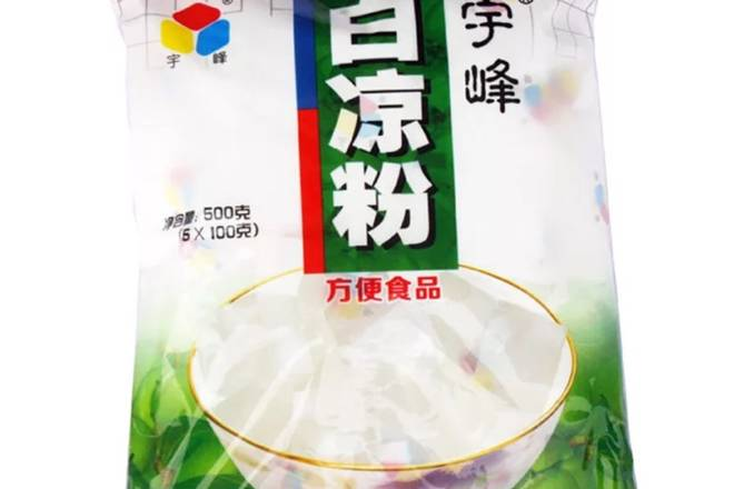 Home Cooking Recipe: White jelly, the packaging bag has a production method. Usually 50g of cold powder plus 1.25L of water. Feel more sugar and more delicious, Ni Meng can not add. It can be solidified at room temperature and has a better cold taste!